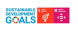 SDGs for Meredith Ralston: Gender Equality; reduced inequalities