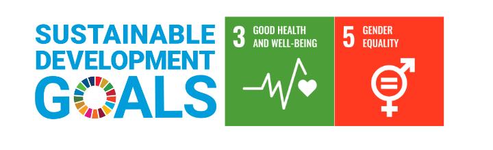 SDGs for Derek Fisher: Good Health, Gender Equality