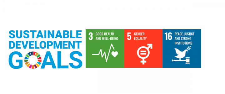 Sustainable Development Goals for Maya Eichler: Great Health; Gender Equality, Peace and Justice