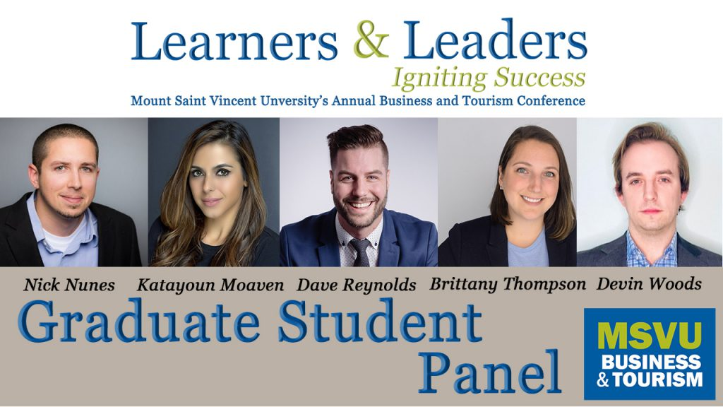 Learners and Leaders Conference 2021 Graduate Student panel