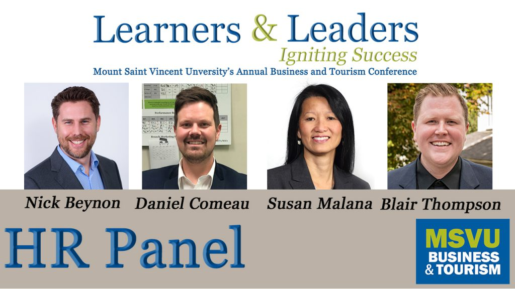 Learners and Leaders Conference 2021 HR panel