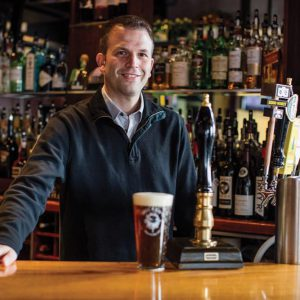 Adam Bower, Owner, General Manager, Grand Banker, Shipwright Brewing, Brigantine Inn