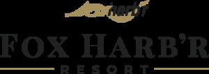 Fox Harb'r Resort & Spa Logo