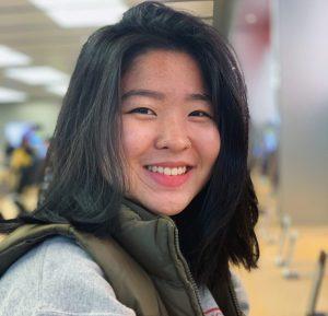 Ji In Yoo - BTHM Co-op student of the year Headshot