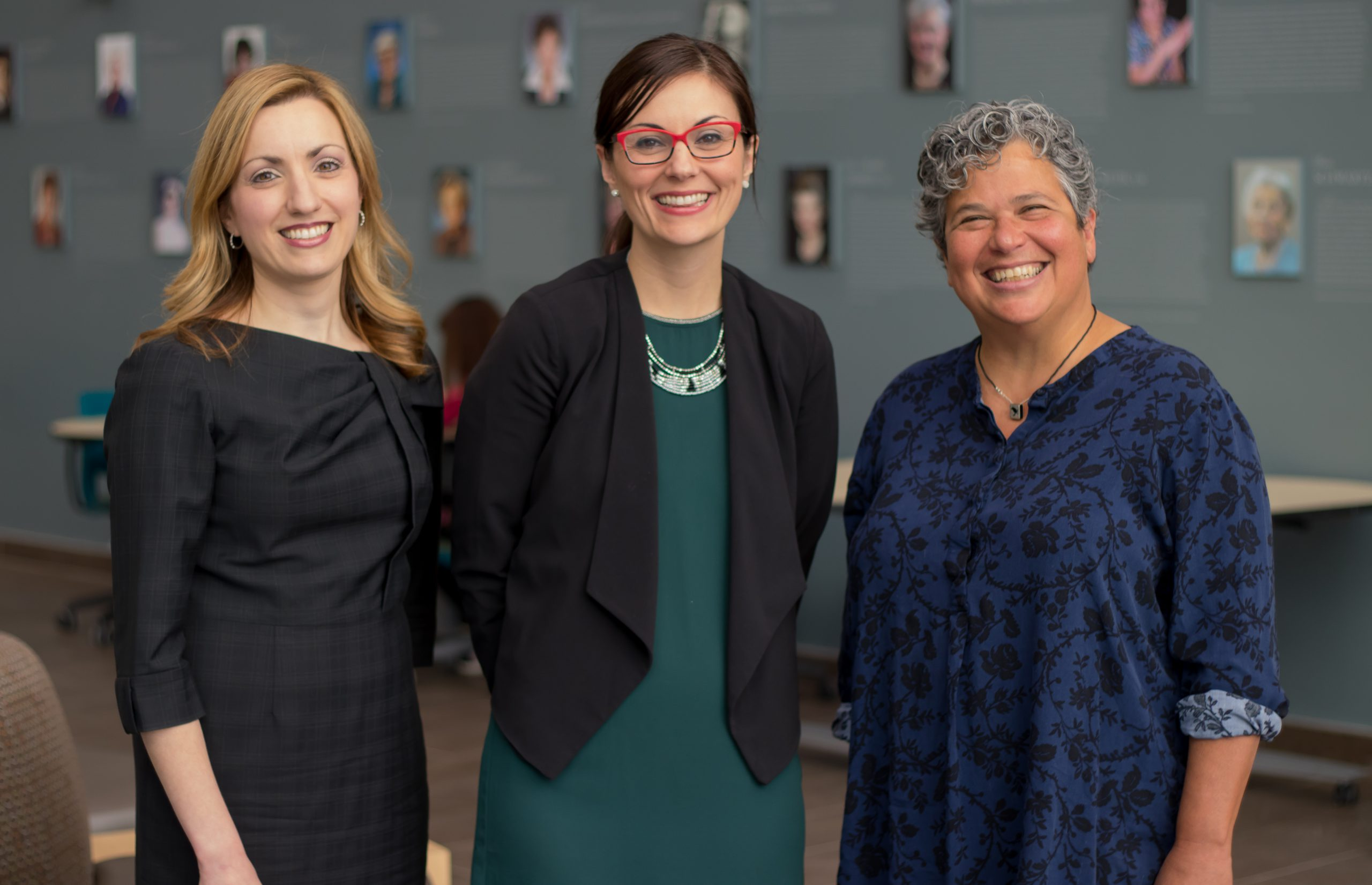 2018 MSVU teaching award winners