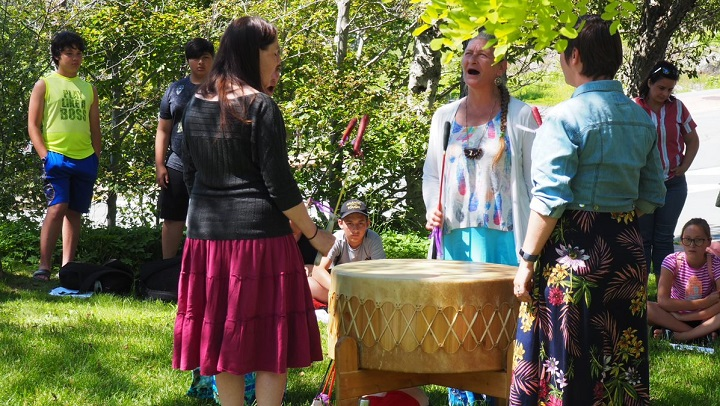 All Nations Drum Group