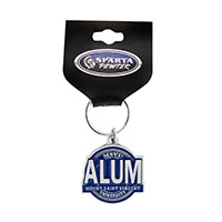 Alum Key Ring