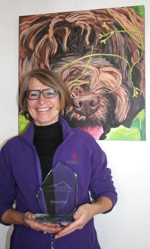 Ardra Cole award