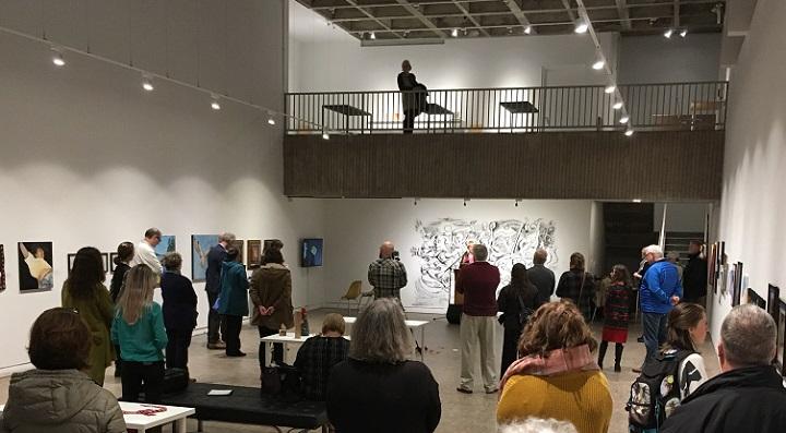 Art Gallery -- community show