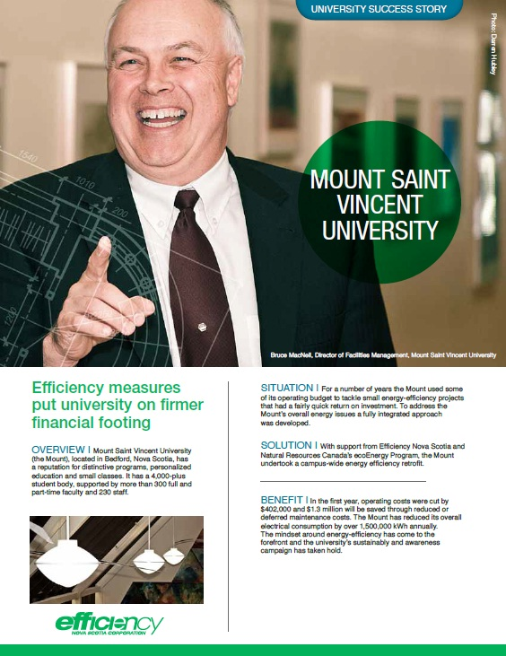 Bruce Sustainability Article Cover