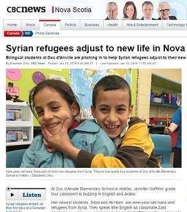 CBC story photo - Duc dAnville