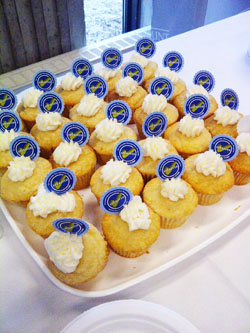 CCRP One-Year Anniversary Cupcakes Website Inside