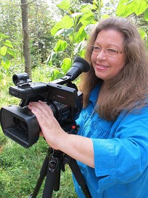 Catherine Martin behind the camera-resized