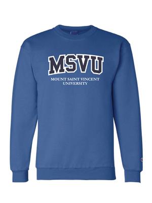 MSVU Branded Champion Crew