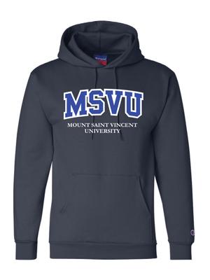 MSVU Branded Champion Hoodie