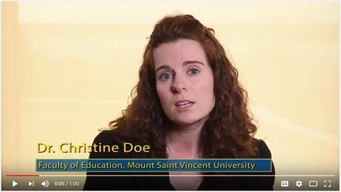 Christine Doe-video