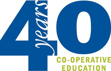 Co-op 40th Anniversary Logo Full Colour