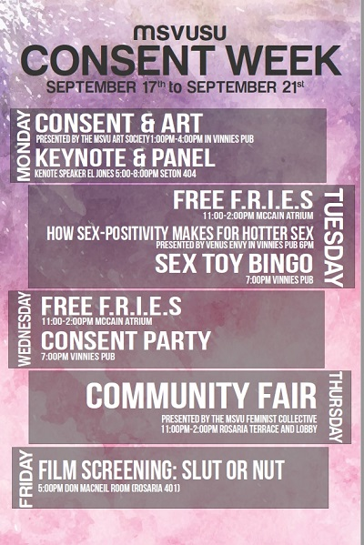 Consent week poster