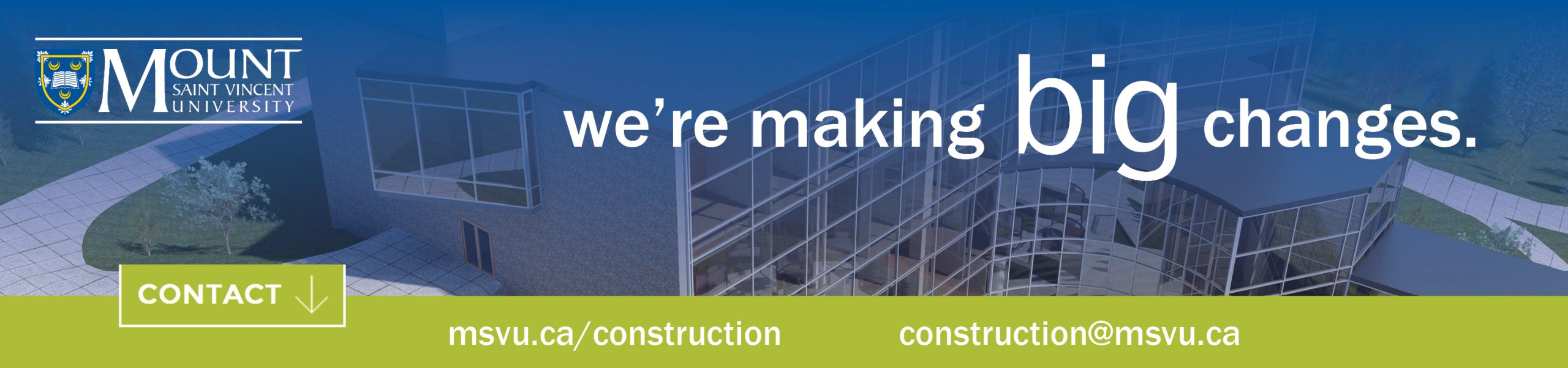 Construction Email Header