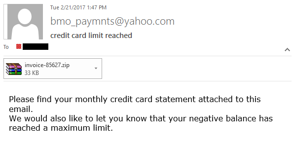 CreditCardLimitReached