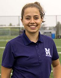 Danielle Cyr Head Coach