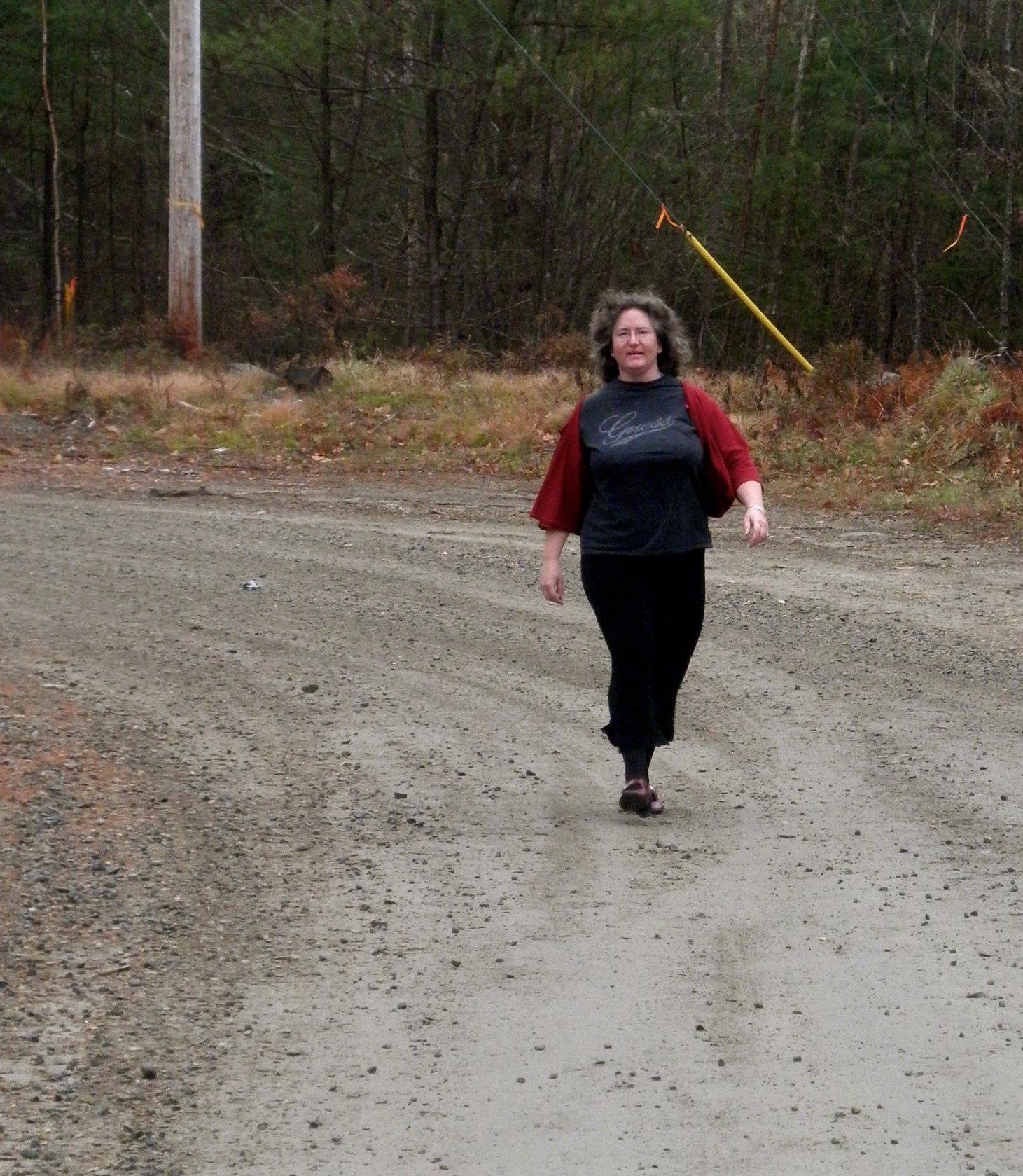 Dayle on dirt rd