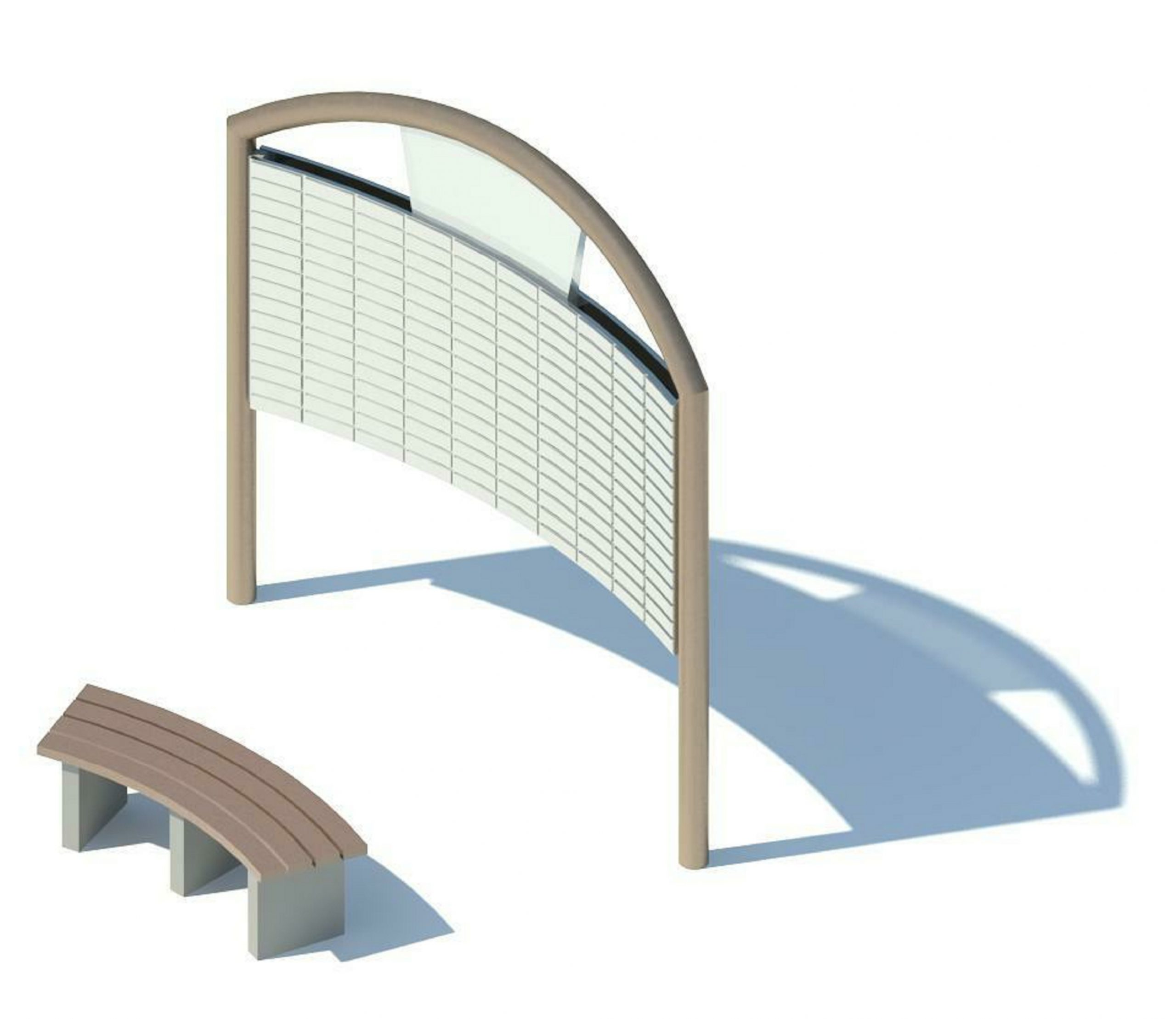 Donor Arch - View 1