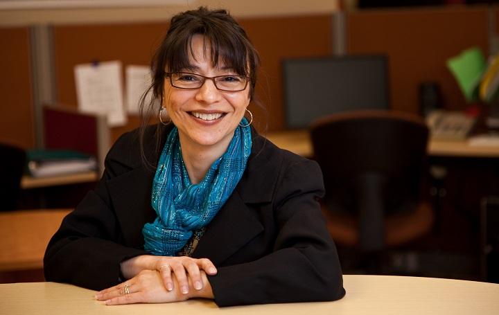 Dr Patty Williams of Food ARC