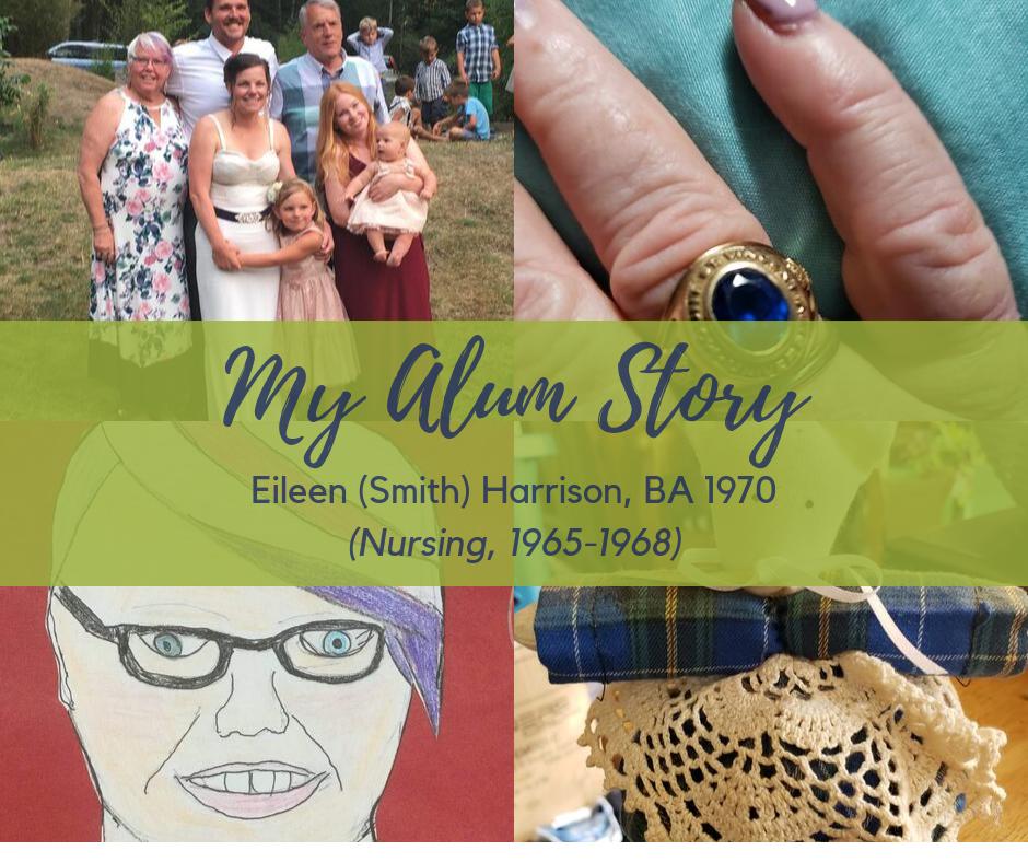 Eileen Harrison Alum Story