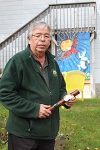 Elder Joe Michael