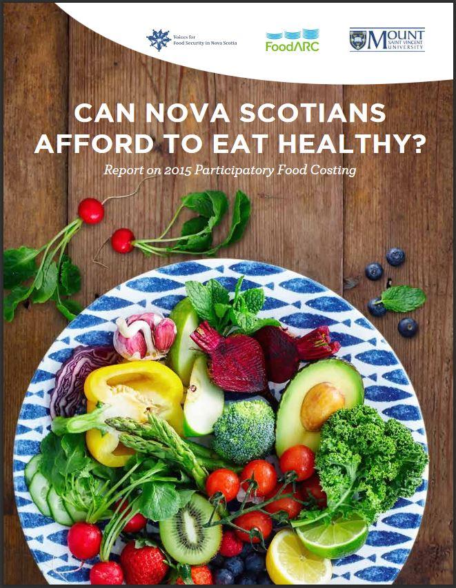 FoodARC report cover
