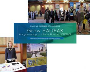 Chamber of Commerce photos from Halifax Grow 2017