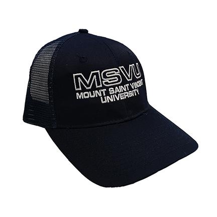 MSVU Hat (Black & Grey)