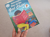 International Day of the Girl book 2018