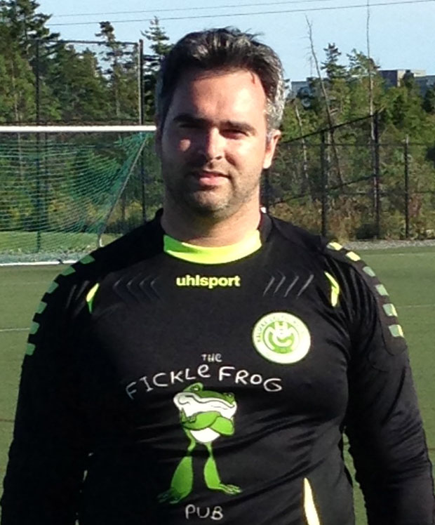 James Foley MSoccer GoalKeeper Coach August 2013 Web