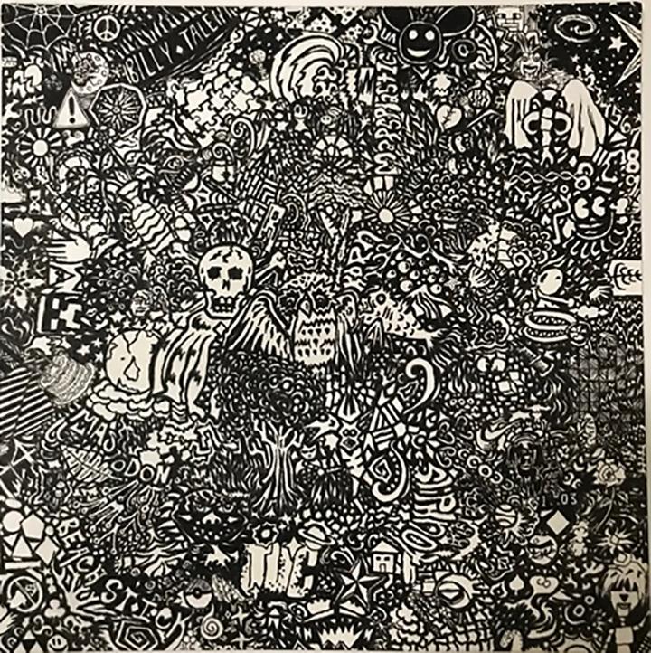 Jamie Coolen artwork