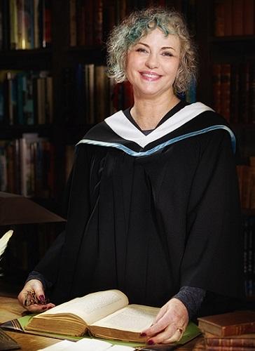 Janet Mills-grad photo