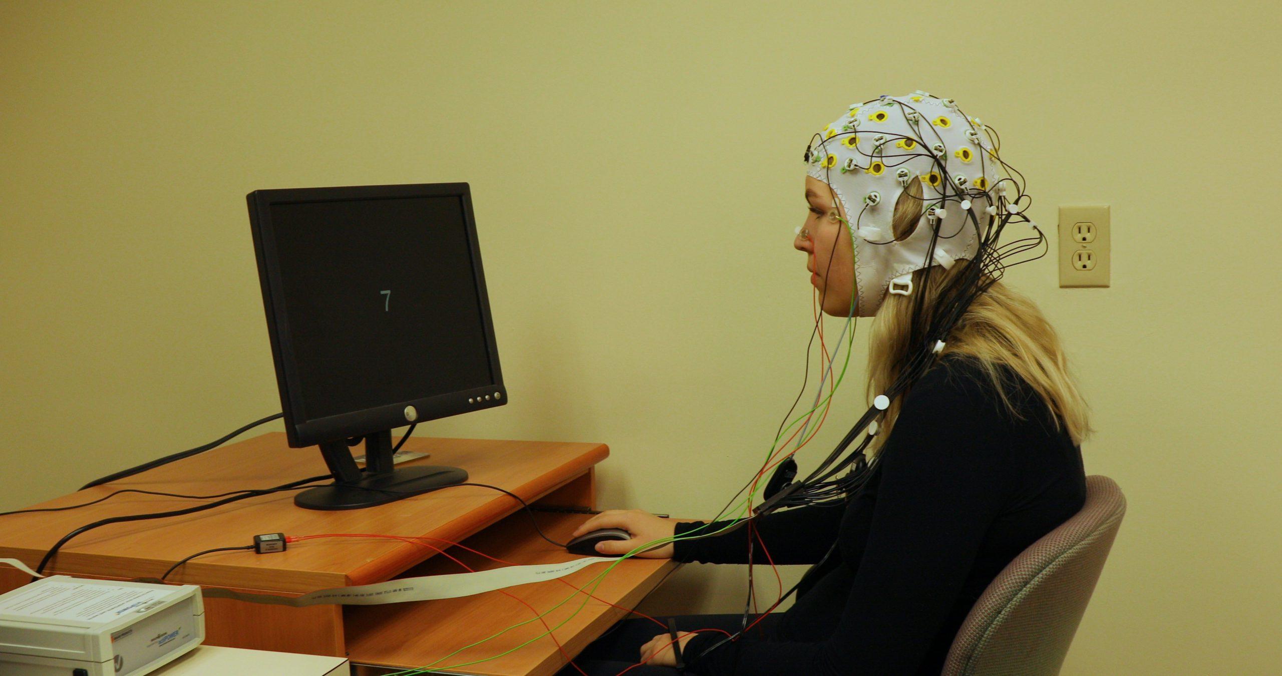 Jenna at Monitor