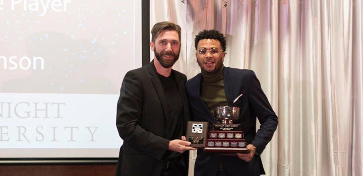 Jesse Thomson awards
