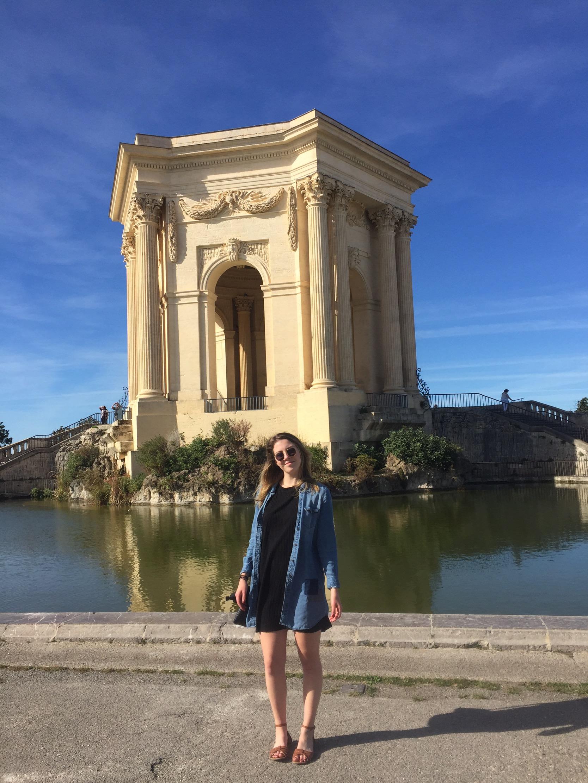 Julie in France