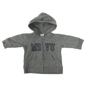 MSVU Kids Zip Sweatshirt