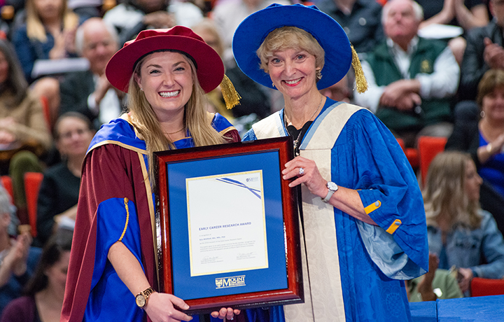 Kyly Whitfield research award