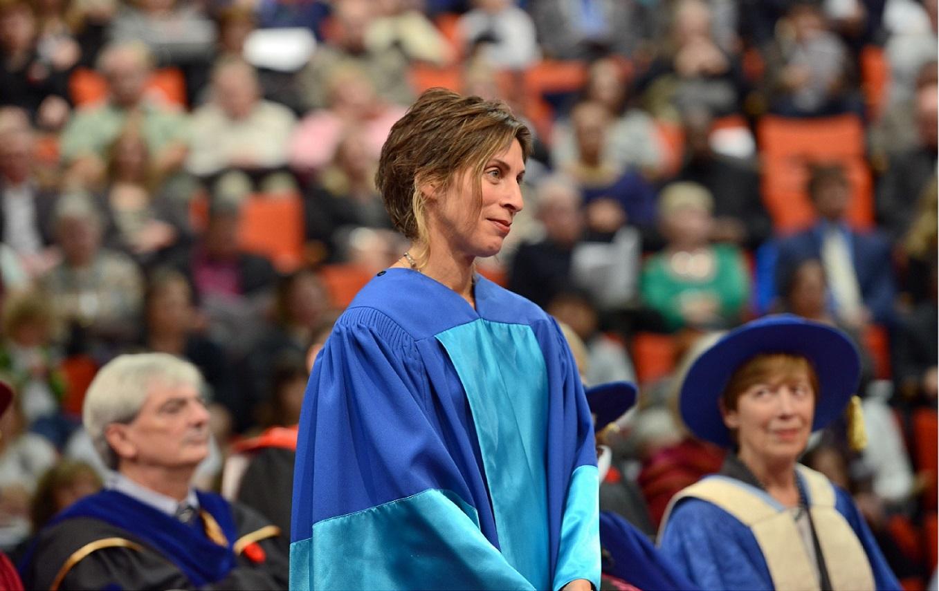 Leilani Farha -- Honorary degree recipient