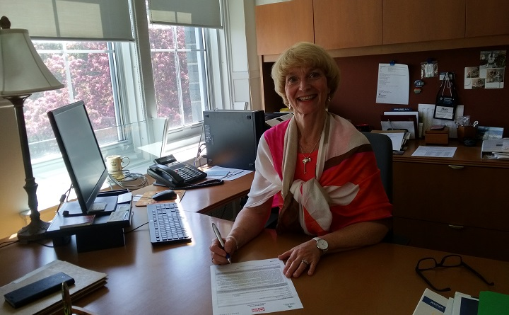 Mary Bluechardt - Dimensions Charter Signing - June 2019 - resizezd