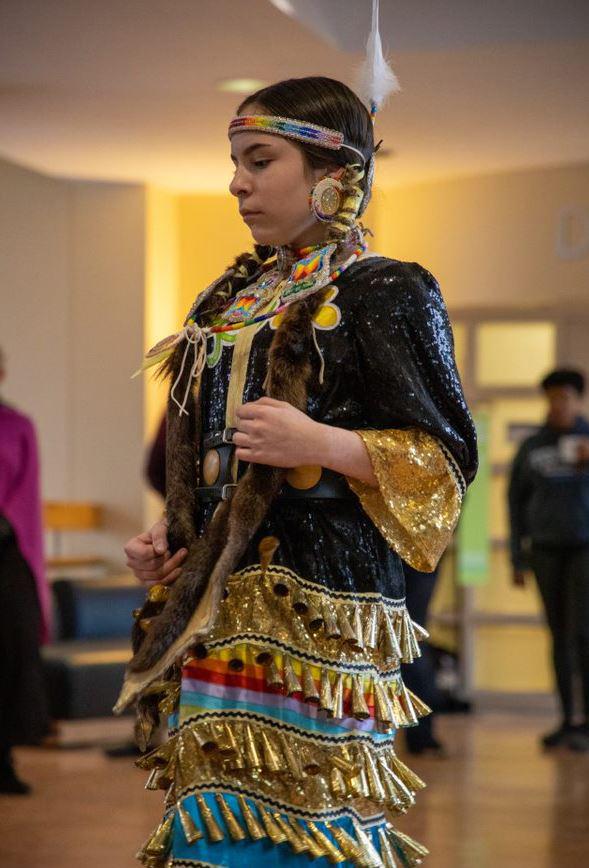 MidWinter Feast dancer