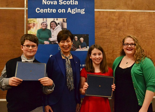 NSCA essay contest winners