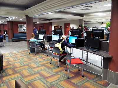 New Learning Commons-website