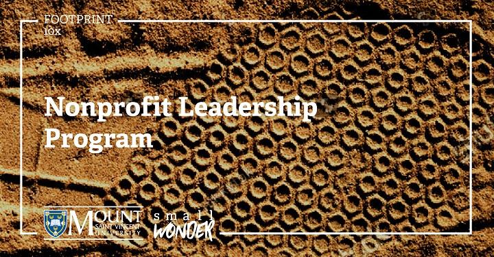 Nonprofit leadership - footprint -resized