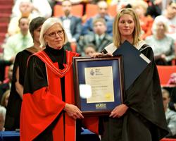 PM Graduate Thesis Award Rebecca MacNevin