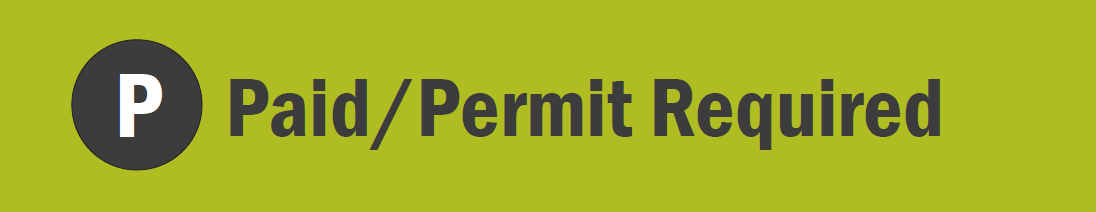 Paid or Permit Parking Image